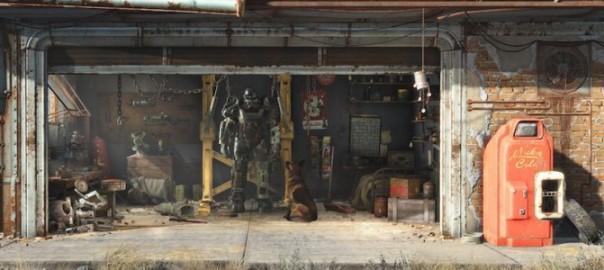 Fallout 4 трейлер на русском смотреть