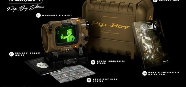 Fallout 4 купить pipboy edition коллекционное издание