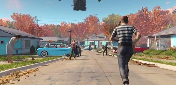 Fallout 4 детская одежда