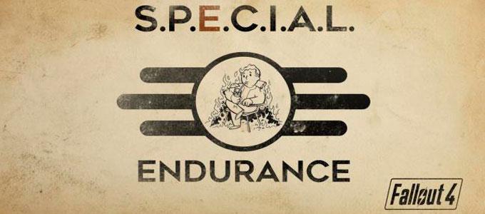 Fallout 4 special выносливость русская озвучка фоллаут 4