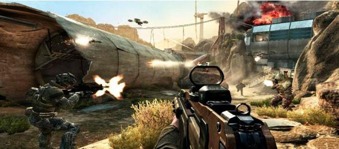 Fallout 4 по популярности превосходит Call of Duty: Black Ops 3