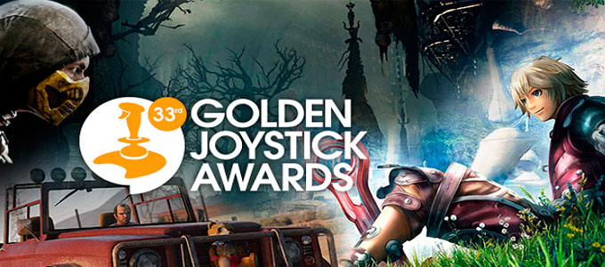 Fallout 4 и Fallout Shelter : Награды на Golden Joystick Awards фоллаут 4