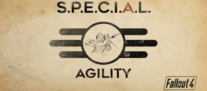 Fallout 4 special ловкость русская озвучка фоллаут 4