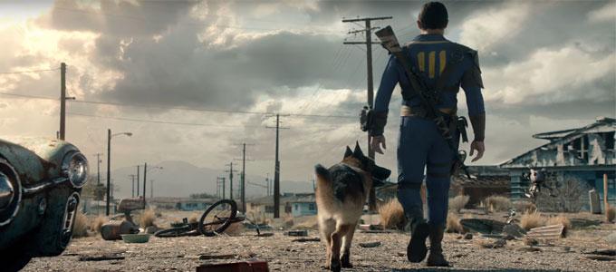 Трейлер Fallout 4 с живыми актерами под музыку шестидесятых фоллаут 4