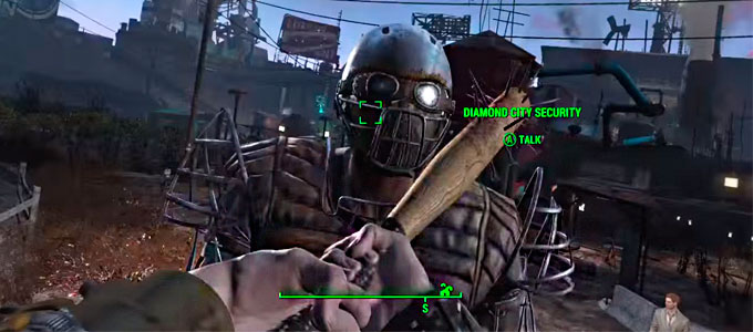 Fallout 4 перк Высшая лига видео фоллаут 4