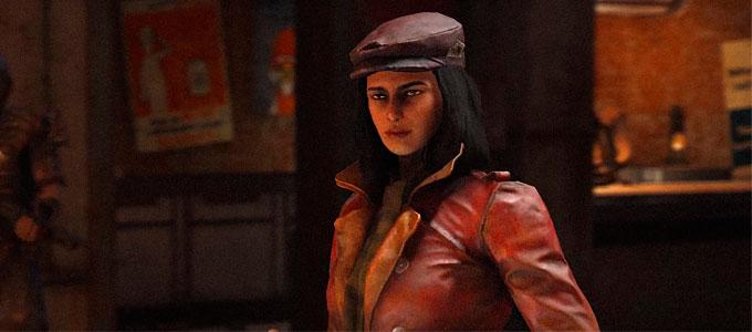 Кадры Fallout 4 в трейлере обновления Fallout Shelter 1.2 фоллаут 4
