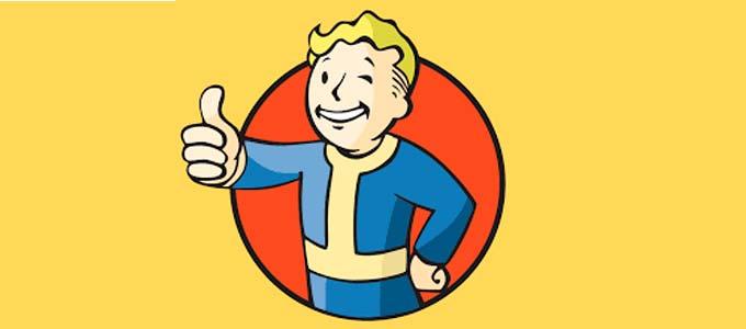 Fallout 4 vault boy история Волт-Боя видео фоллаут 4
