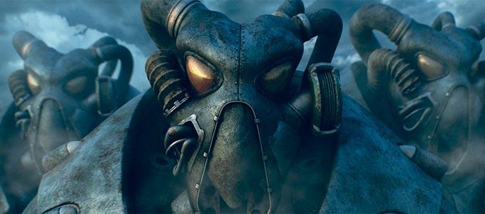 Fallout 4 история 2077 год Формирование Анклава фоллаут 4