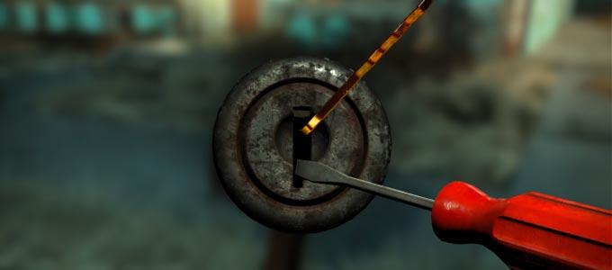 Скачать мод Fallout 4 фикс невидимых замков (1280x1024 Resoultion Fixes) фоллаут 4