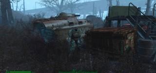 Местонахождение силовой брони в Fallout 4 фоллаут 4