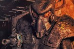 3Fallout 4 Косплей Беатрикс Рассел и солдата Анклава фоллаут 4