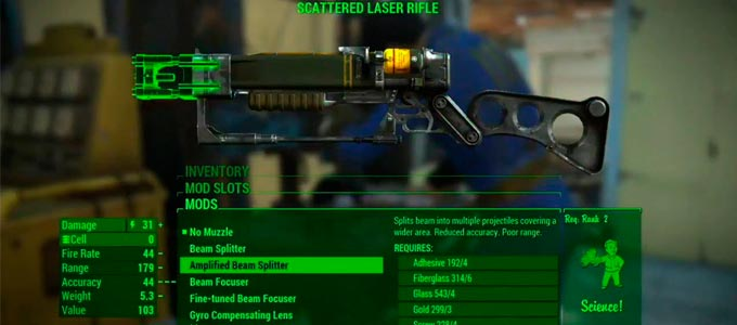 Гайд по крафту и строительству в Fallout 4 фоллаут 4