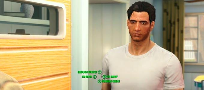 Fallout 4 Компаньоны и романтические отношения в фоллаут 4