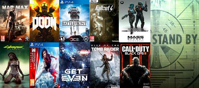 Самые Ожидаемые Игры 2015: Ноябрь Fallout 4