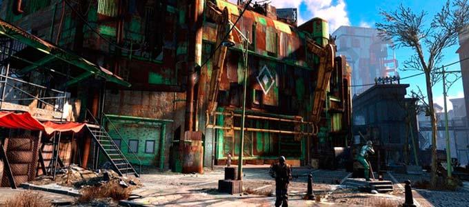Fallout видео история за 5 минут фоллаут 4