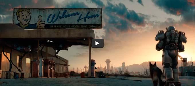 Fallout 4 видео 20 главных фактов фоллаут 4