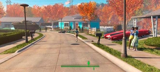 Прохождение Fallout 4: Пролог — начало