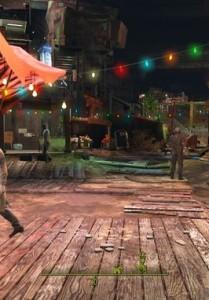Как сделать новый год в Fallout 4?