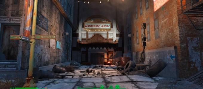 Fallout 4 Кейт (спутники, отношения, квест, напарник, компаньон)
