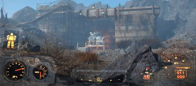fallout 4 мягкое вмешательство (квест)