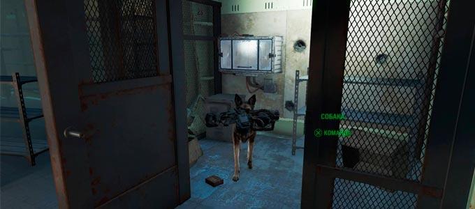 Fallout 4 Как найти крутую пушку - Криолятор в начале игры?