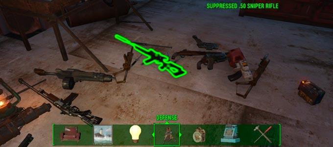 Fallout 4 Как соорудить поселение, невзирая на ограничение размеров по строительству?