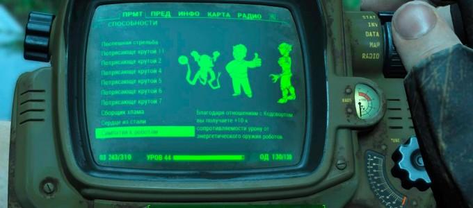 Напарник Кодсворт в Fallout 4