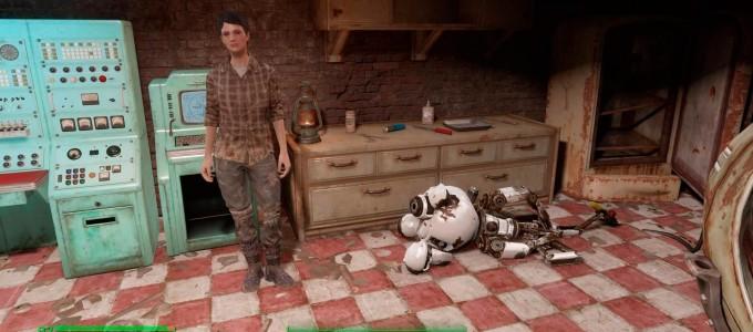 Fallout 4 Квест: «Непредсказуемое поведение»