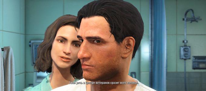 Русификатор Fallout 4 (Профессиональный/Bethesda Softworks) (Текст +ролики) - PLAZA