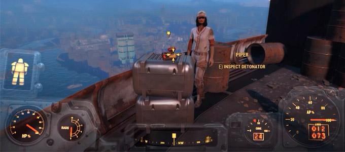 Все четыре концовки Fallout 4
