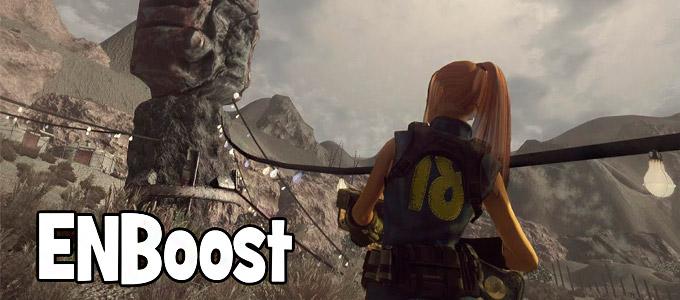"""Fallout 4 """"ENBoost версии V0.283"""""""