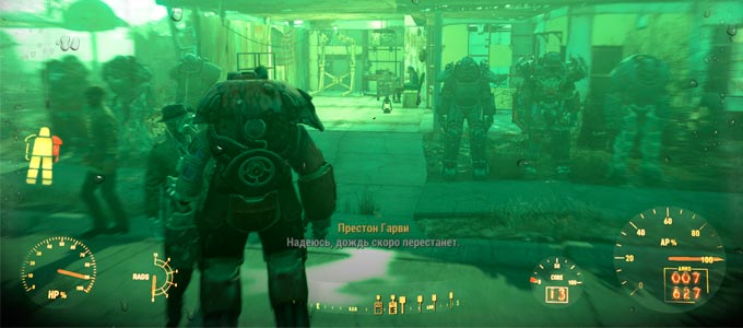 "Fallout 4 ""Патч от размытия текстур"""
