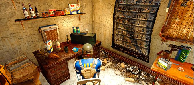 """Fallout 4 Мод еда и вода """"Primary Needs - Потребности в еде и воде"""""""