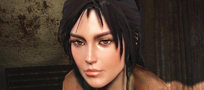 "Fallout 4 Мод ""Новое лицо Пайпер ( Loving Piper)"""