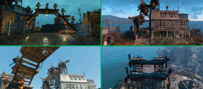 Fallout 4 Мод Размещаем что угодно и где угодно / Place Everywhere