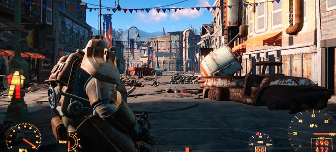 Fallout 4 Конфиг Повышения фпс