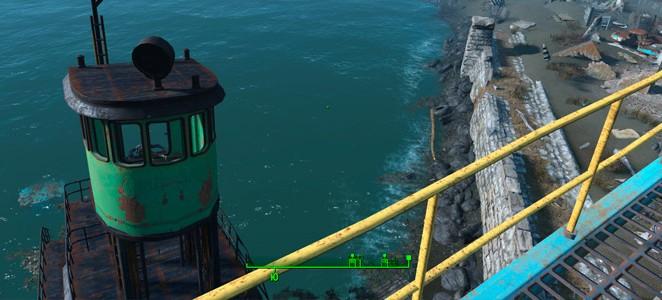 Fallout 4 Мод «Ultra Realistic CiNE FX v1.3 (Обновлено до 1.3)»
