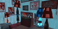 Fallout 4 Мод «Nuka-Cola Decorations»