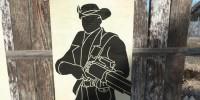 Fallout 4 Мод «Мишени (Постеры)»