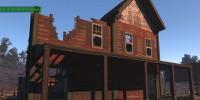 Постройка готовых домов в Fallout 4