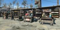 Мод Иммерсивные поставщики / Immersive Vendors Дома Fallout 4