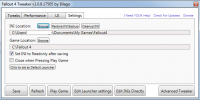 Fallout 4 Configuration Tool v1.0.8.1750 — By Bilago