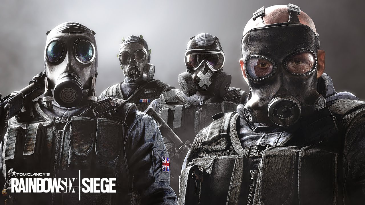 Tom Clansy`s Rainbow Six Siege