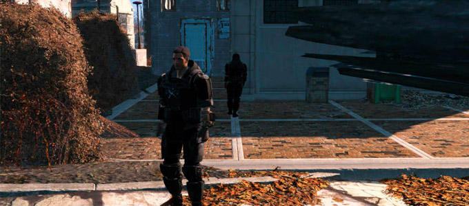 Звуки шагов и движений / Fallout 4 Footsteps Redone
