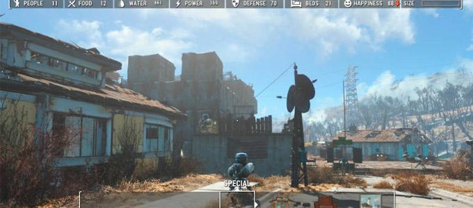 Fallout 4 Мод Безграничный бюджет на постройки / Infinite Settlement Budget