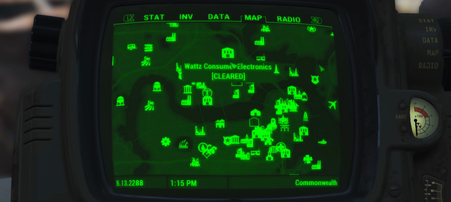 Fallout 4 как открыть дополнение Automatron?