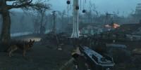 Fallout 4 Дождь / FO4 RAIN