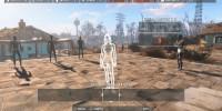 Fallout 4 Функциональные манекены / Mannequins — Yep they work