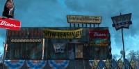 Fallout 4 Рекламные материалы для поселения
