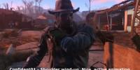 Fallout 4 Мод Женская и мужская анимация в стойке / Idle Hands — Male and Female Idle Customization